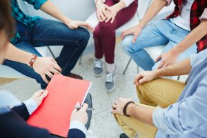 Group psychotherapy / Psychotherapeutic groups